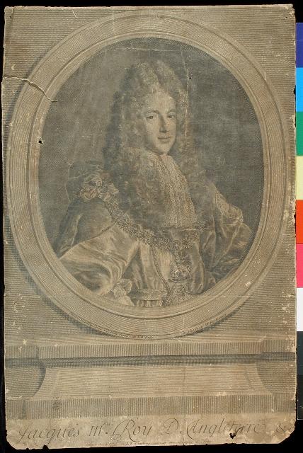 Estampa de Jacobo III