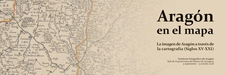 aragon en el mapa